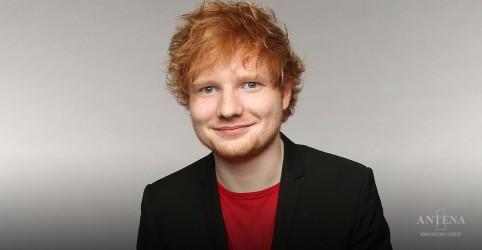 Placeholder - loading - Imagem da notícia Ed Sheeran realiza nova música