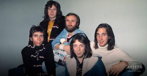 Placeholder - loading - Genesis divulgam filmagens do ensaio da turnê de setembro