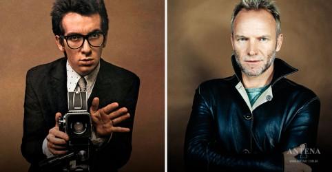 Placeholder - loading - Imagem da notícia Elvis Costello e Sting criam campanha para Instituto de Birdland