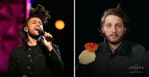 Placeholder - loading - Imagem da notícia The Weeknd e Oneohtrix Point Never lançam colaboração