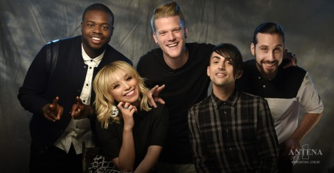 Placeholder - loading - Pentatonix lança clipe de '12 Days of Christmas'