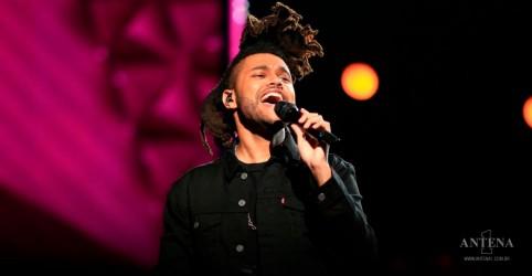 Placeholder - loading - Imagem da notícia The Weeknd anuncia nova turnê em 2022 e fala sobre personagem
