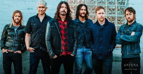 Placeholder - loading - Imagem da notícia Foo Fighters lança novo single