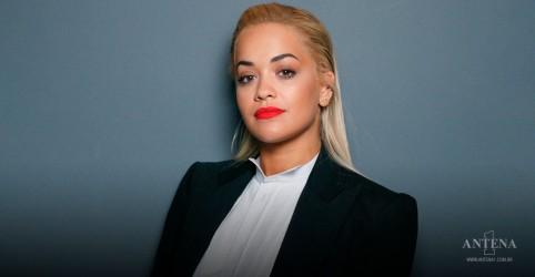 Placeholder - loading - Imagem da notícia Rita Ora anuncia novo EP