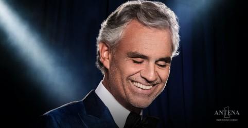 Placeholder - loading - Imagem da notícia Natal perfeito com Andrea Bocelli: Saiba como participar de sorteio