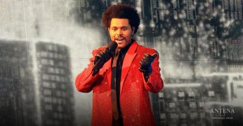 Placeholder - loading - Imagem da notícia The Weeknd vê sucesso comercial após show no Super Bowl
