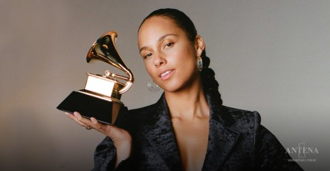 Placeholder - loading - Alicia Keys emplaca segundo álbum no topo da parada de R&B da Billboard