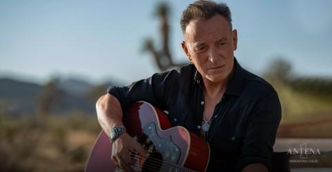 Placeholder - loading - Imagem da notícia Bruce Springsteen: assista trailer do documentário 'Letter To You'