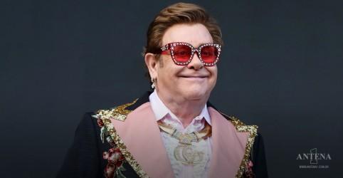 """Placeholder - loading - Álbum """"Elton John"""" faz 50 anos e ganha edição comemorativa"""