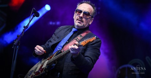 Placeholder - loading - Elvis Costello lança single 'Newspaper Pane'