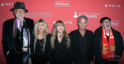 Placeholder - loading - Imagem da notícia Fleetwood Mac aparece novamente em ranking da Billboard