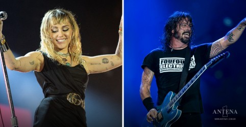 Placeholder - loading - Save Our Stages: Confira as apresentações de Miley Cyrus e Foo Fighters