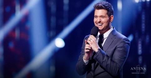 """Placeholder - loading - Imagem da notícia Michael Bublé participa de parceria com Barlow e Yatra no single """"Elita""""; ouça"""