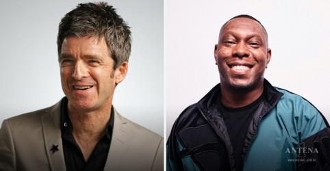 Placeholder - loading - Noel Gallagher, ex-Oasis, confirma colaboração com o rapper Dizzee Rascal