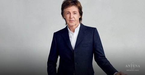 Placeholder - loading - Imagem da notícia Paul McCartney: Publicações indicam próximo disco