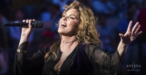Placeholder - loading - Imagem da notícia Shania Twain se apresenta em premiação de country; assista