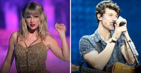 Placeholder - loading - Imagem da notícia 'Lover', de Taylor Swift e Shawn Mendes, entra para as 10+ da Antena 1
