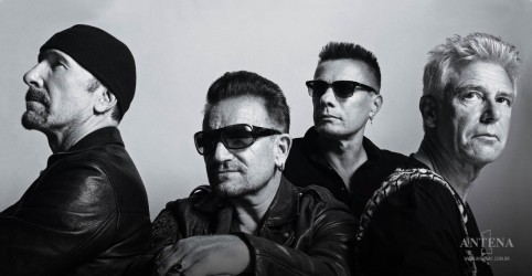 Placeholder - loading - U2 libera lyric video de 'Stateless' e 'Levitate'; assista