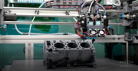 Tecnologia de impressão 3D é usada na medicina veterinária no exterior