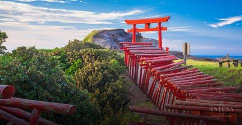 Turistas recorrem ao Instagram para conhecer destinos exóticos, como Nagato, no Japão