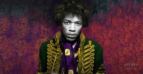 Álbum póstumo de Jimmy Hendrix atinge o Top 10 da Billboard