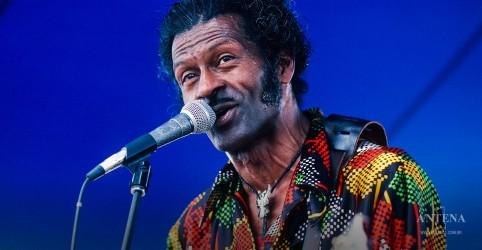 Vida e carreira de Chuck Berry serão retratadas em documentário