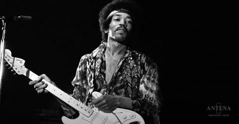 Disco inédito de Jimi Hendrix é anunciado para 2018