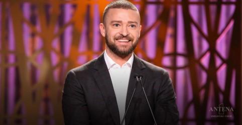 Vida e carreira de Justin Timberlake estarão em autobiografia do cantor