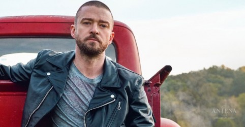 "Placeholder - loading - Justin Timberlake lança disco e clipe de ""Man Of The Woods"""