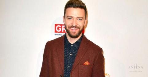 Placeholder - loading - Imagem da notícia Disco de Justin Timberlake no topo da Billboard