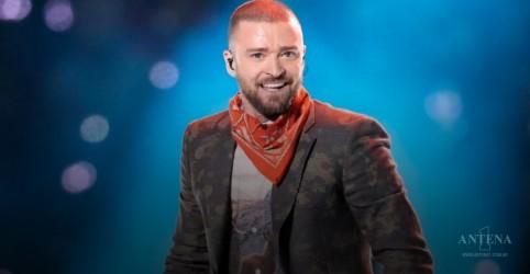 Justin Timberlake visita vítima de atentado nos EUA
