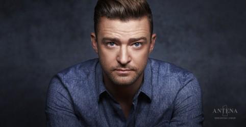Justin Timberlake recebe prêmio do Hall da Fama de Compositores