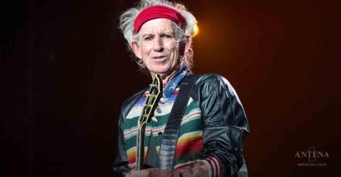 Placeholder - loading - Imagem da notícia Keith Richards fala sobre novo disco dos Stones