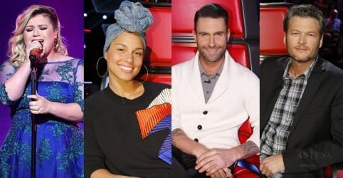 Confira faixas de Nina Simone interpretadas pelos jurados do The Voice EUA