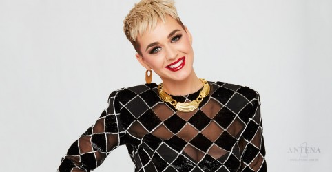 "Katy Perry faz primeira performance ao vivo de ""Into Me You See"""