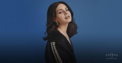 Placeholder - loading - Imagem da notícia Ouça trecho de canção inédita de Lana Del Rey
