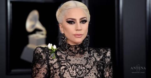 Placeholder - loading - Imagem da notícia Figurino de Lady Gaga será leiloado