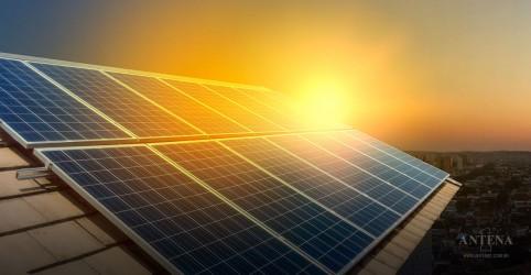 China conseguiu converter luz solar em eletricidade