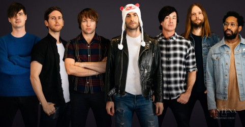 Disco inédito de Maroon 5 terá pré-venda ainda nesta semana
