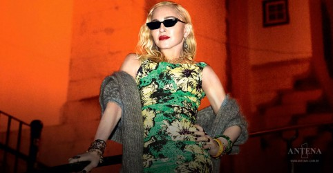 "Confira a inédita ""Beautiful Game"", de Madonna"