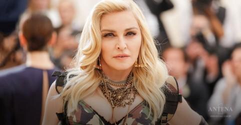 Madonna anuncia parceria e revela nome de novo disco