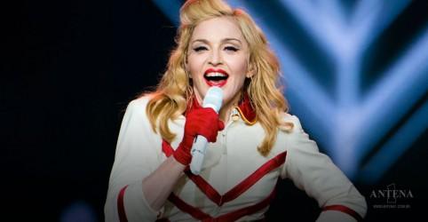 Madonna revela data de lançamento do novo disco