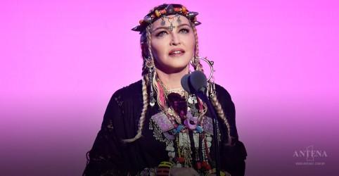 Madonna fala sobre novo disco