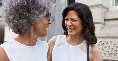 Placeholder - loading - Imagem da notícia Amizades das mães podem fazer bem para o cérebro dos filhos