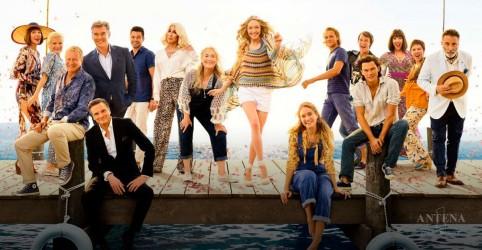 Placeholder - loading - Imagem da notícia Mamma Mia 2 no topo da parada britânica