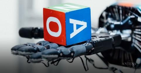 Placeholder - loading - Imagem da notícia Mão robótica; Entenda o funcionamento