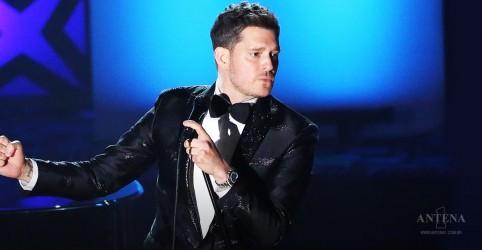 Placeholder - loading - Imagem da notícia Michael Bublé no Juno Awards 2018