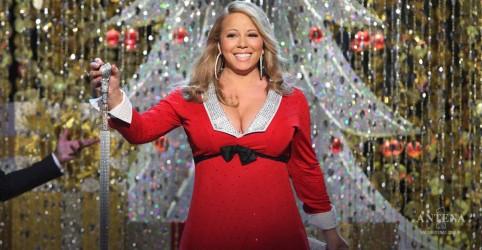 Mariah Carey fará turnê natalina