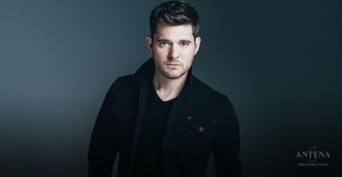 "Placeholder - loading - Imagem da notícia Michael Bublé lança ""When I Fall In Love"""