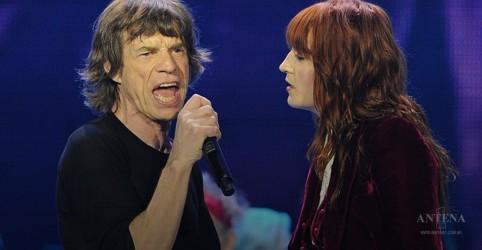 Placeholder - loading - Imagem da notícia Florence em show dos Rolling Stones